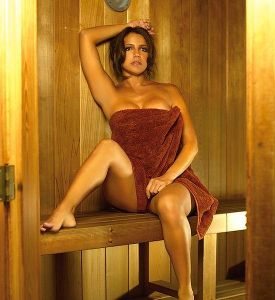 sexy sauna