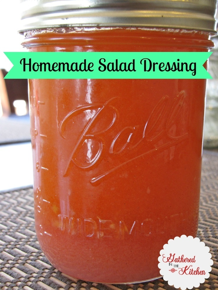 dressing - sweet for a green salad with romaine or spinach and fruit ...