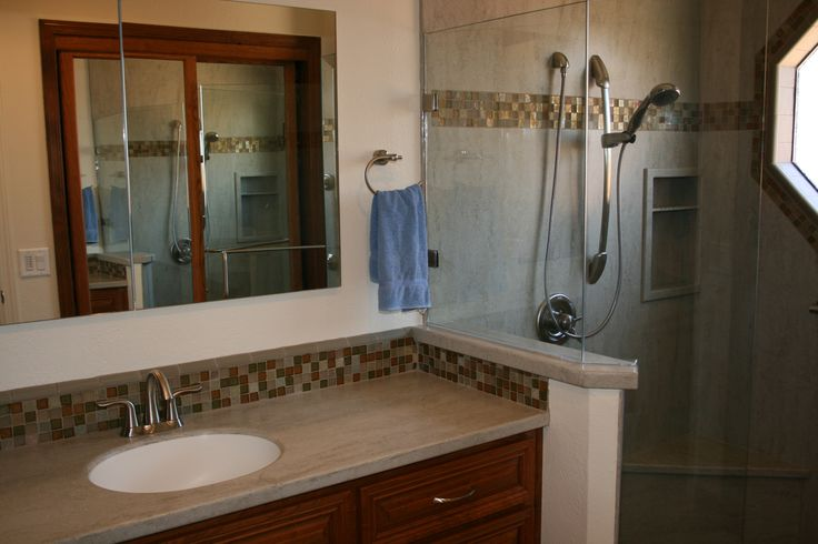 Rock Your Reno With These 11 Bathroom Mirror Ideas: Pin By Kathy Siwan Starrett On Kitchens And Baths By Kathy