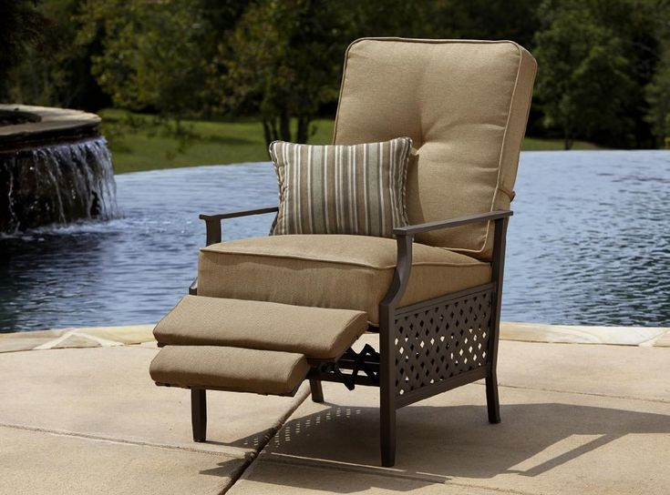 fortable Lazy Boy Outdoor Furniture Backyard Deck
