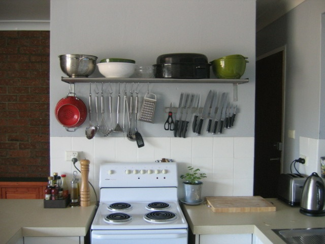Soluciones para una cocina peque a mam slatinas - Como organizar una cocina pequena ...