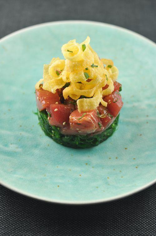 Tuna Poke | food - seafood | Pinterest