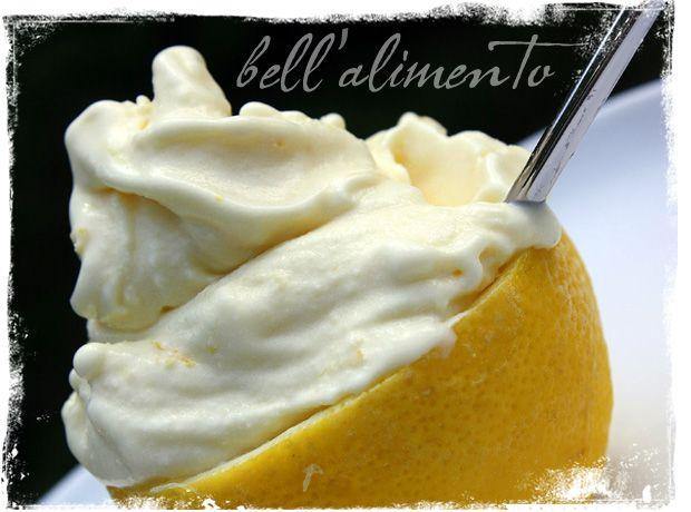 Gelato al Limone {Lemon Gelato}