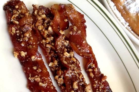 Praline Bacon | Nom nom | Pinterest