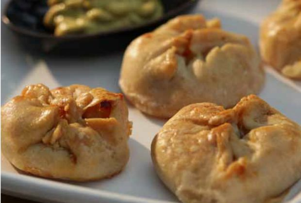 Mini Sweet Potato Knishes | Recipe | Joy of Kosher with Jamie Geller
