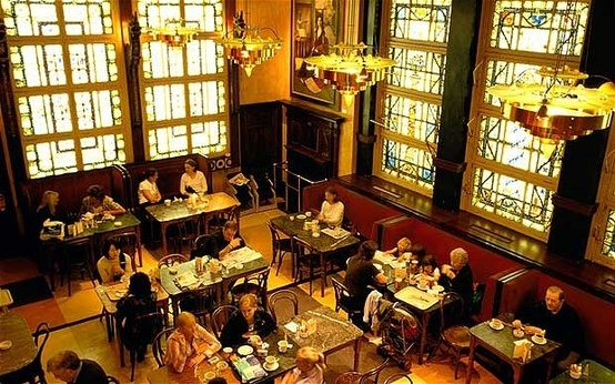 Bewleys Tea Room Dublin