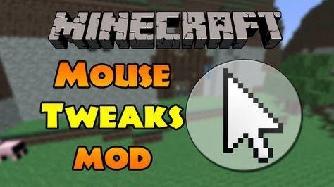 Download minecraft mod mouse tweaks 1 6 4 1 5 2 – minecraft download