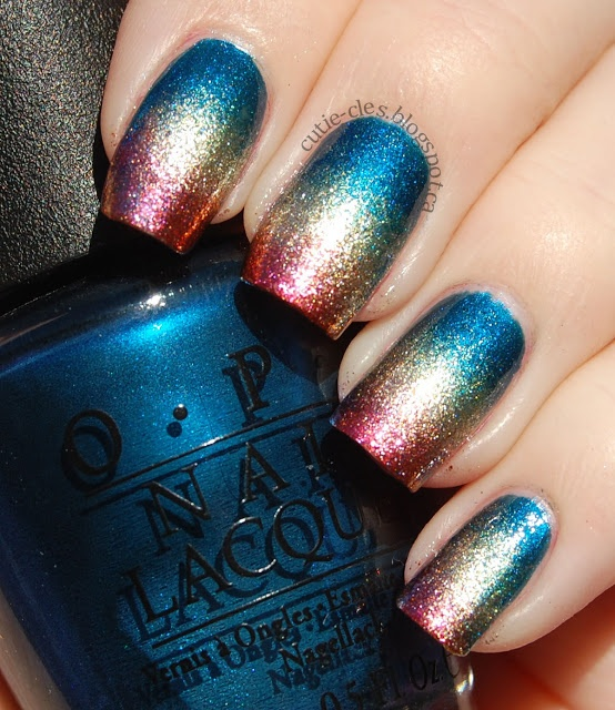 Metallic Gradient