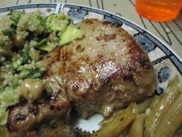 Spicy Tuna Steaks | Recipe