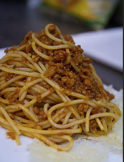 Spaghetti alla Bolognese   Pasta   Pinterest