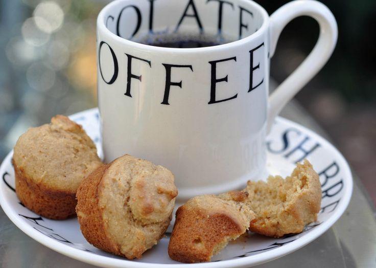 Sweet Potato Mini-Muffins
