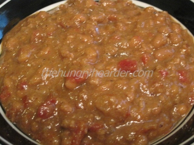 Baked Bean Chili on MyRecipeMagic.com | Favorite Recipes | Pinterest