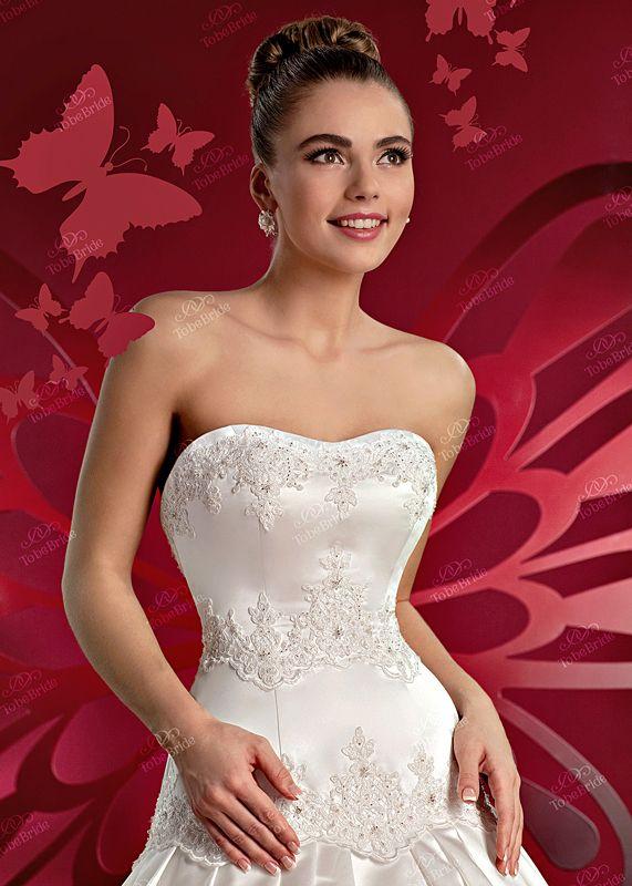 Свадебные Платья To Be Bride C0417
