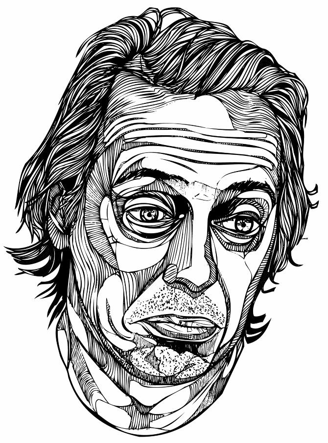 The Line Artist : Luke dixon illustration pinterest