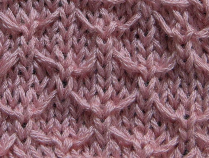 Crochet Stitches Lattice : quilted lattice stitch pointy sticks & yarn Pinterest