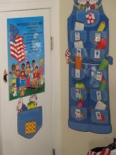 Good homeschool organizing ideas..