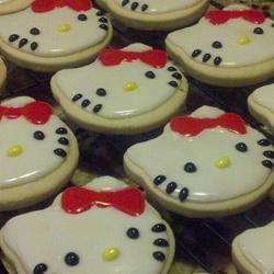 Sooooooooo cute!!!!! The Best Rolled Sugar Cookies Allrecipes.com