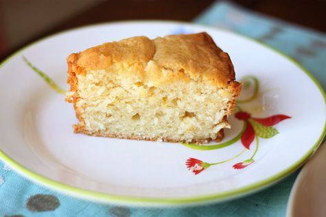 Grapefruit Pound Cake (Cooking Light Recipe). This was AWESOME!
