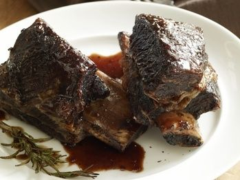 "Balsamic-Glazed Short Ribs"" from Cookstr.com #cookstr. I made these ..."