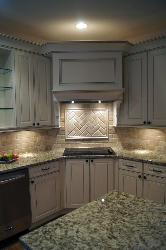 Pin by ashley smith on kitchen pinterest for Artistic kitchen cabinets