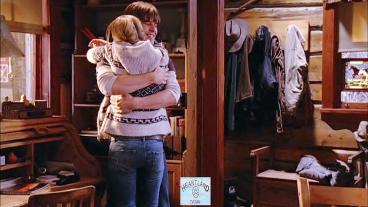 Heartland amy and ty have a baby
