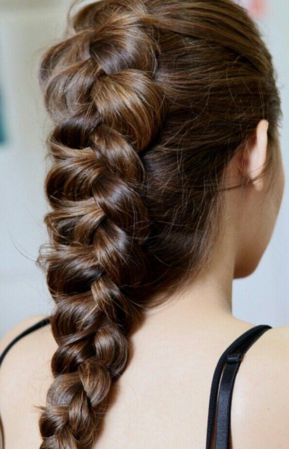 Pigtail braids hairstyles
