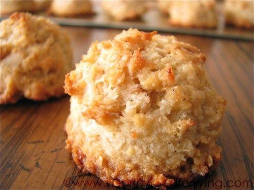 Oatmeal Coconut Macaroons Recipes — Dishmaps