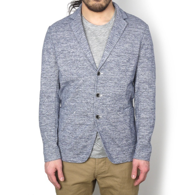 Wings + Horns 3-button Jersey blazer, $300