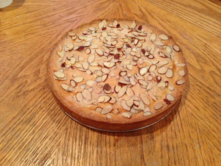Raspberry almond torte | Recipes I want to try | Pinterest