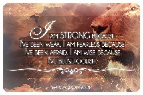 i am strong quotes to remember pinterest