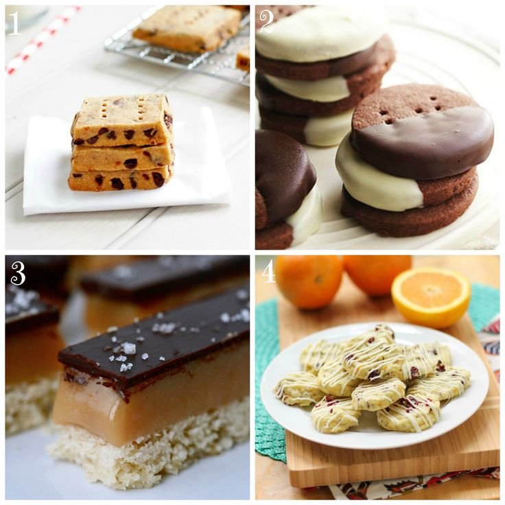 Shortbread Cookie Recipes • CakeJournal.com