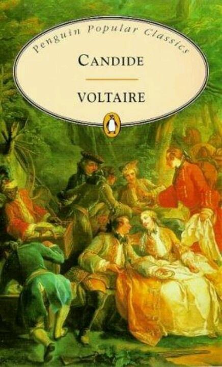 Candide - Voltaire - Roman - J'ai lu