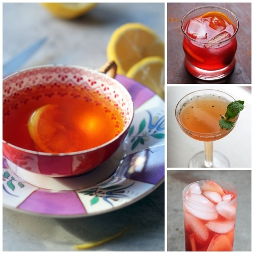 tea-based cocktail. From a chai-spiced bourbon toddy to chilled orange ...
