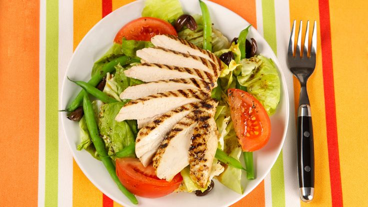 Grilled Chicken Nicoise Salad - Recipes - Best Recipes Ever - A ...