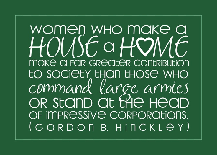 Love Gordon B. Hinckley quotes! Chez nous Pinterest
