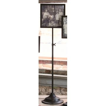 how to fix a photo frame stand
