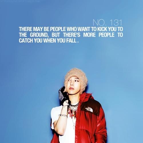 big bang kpop quotes quotesgram