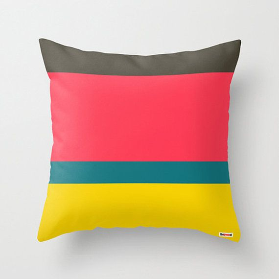 Stripes Decorative throw pillow cover - Modern accent pillows for sof?