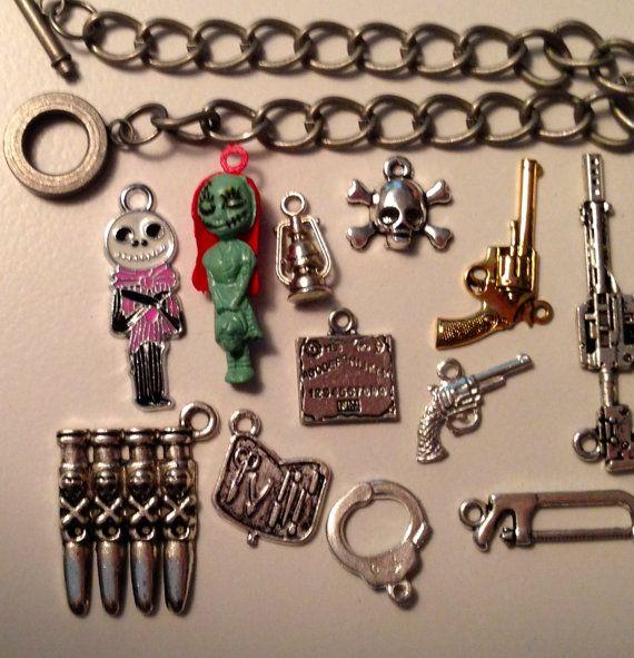 Zombie survival kit bracelet hipanema