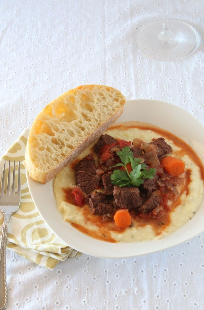 "Red Wine Beef Stew | Healthy Recipes - Soup. ""No Soup For You!"" 
