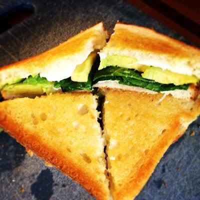 Avocado, spinach, and queso fresco. | Yummies | Pinterest