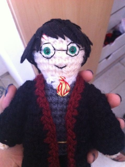 How To Spell Crochet : Harry Caray amigur... I dont know how to spell it. - CROCHET