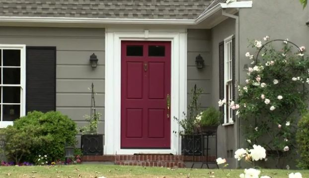 How To Choose A Front Door Color Curb Appeal Pinterest