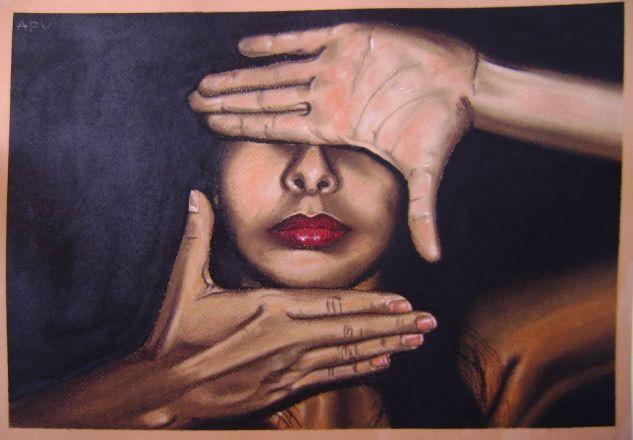 Encuadre. Pastel de Aldara pérez Vales. | pintores que me gustan | Pi ...