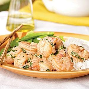 Thai Coconut Curry Shrimp Recipe | fish.seafood | Pinterest