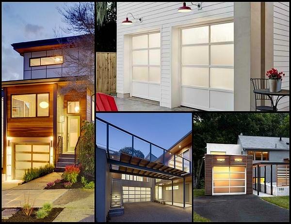 Some different styles garage doors garage doors pinterest for Different styles of doors
