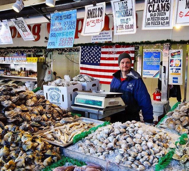 Pin by mario bento on fresh catch pinterest for Washington dc fish market