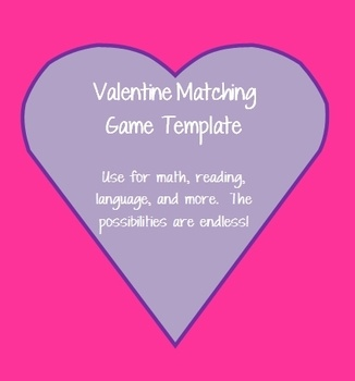 valentine day rhyming activities