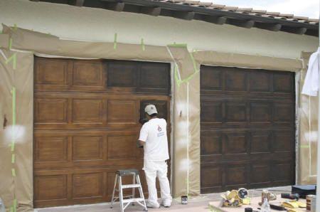 Faux Garage Doors Design Ideas Pinterest