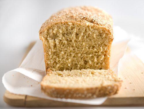 Gluten free bread! by Ninaroid, via Flickr